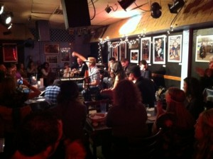 The Cory Batten Band at the Bluebird Cafe