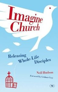 Imagine Church book cover