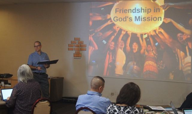 Friends in God's Mission
